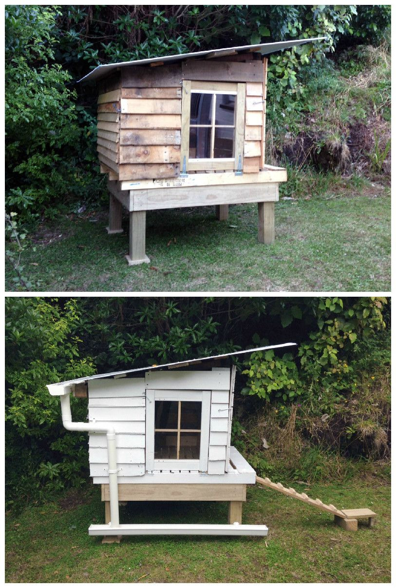 Chicken Coop House Plans Lovely Pallet Coop House