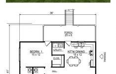 Coastal Cottage House Plans Fresh Coastal Style House Plan With 2 Bed 2 Bath