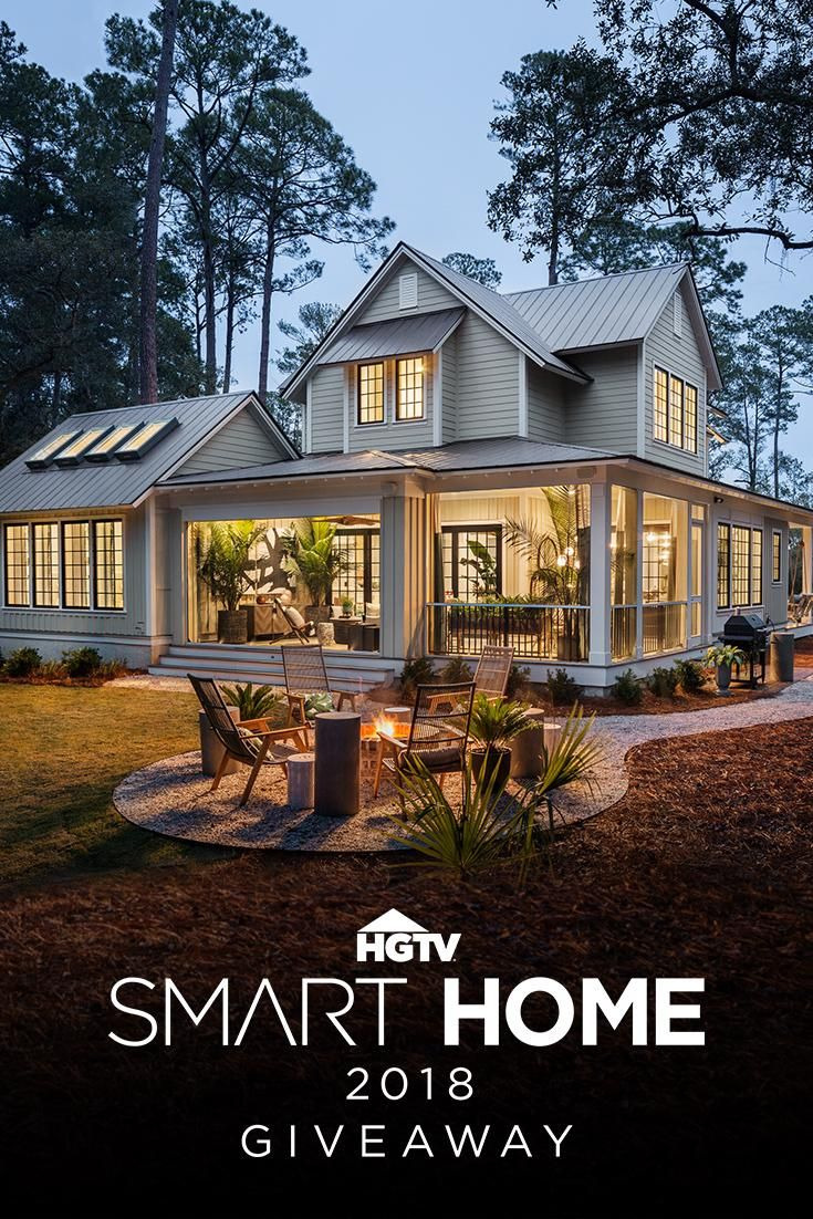 Coastal Cottage House Plans Lovely Hgtv Smart Home 2018 This southern Coastal Sanctuary with