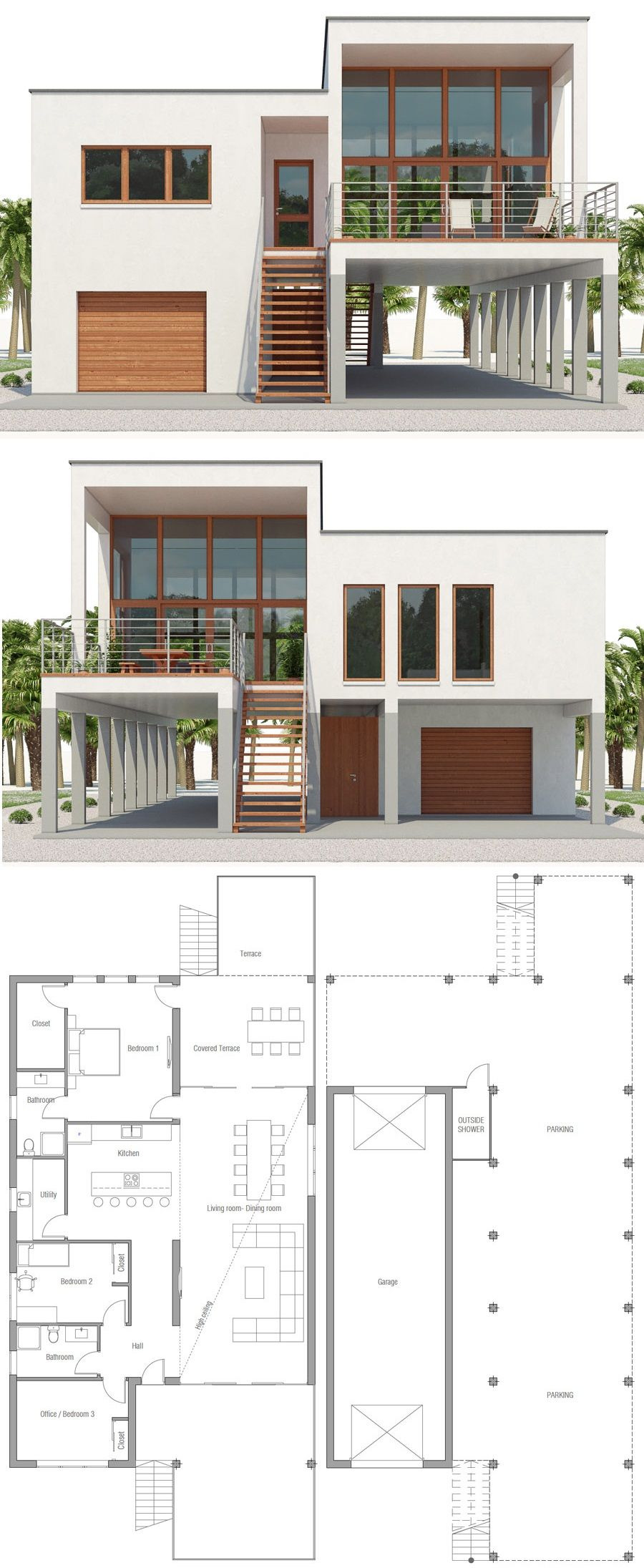 Contemporary Beach House Plans Awesome Modern Beach House Plan Coastal House Plans