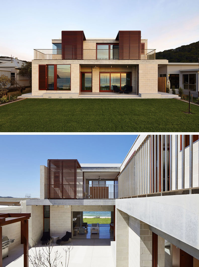 Contemporary Beach House Plans Lovely 14 Examples Modern Beach Houses From Around the World