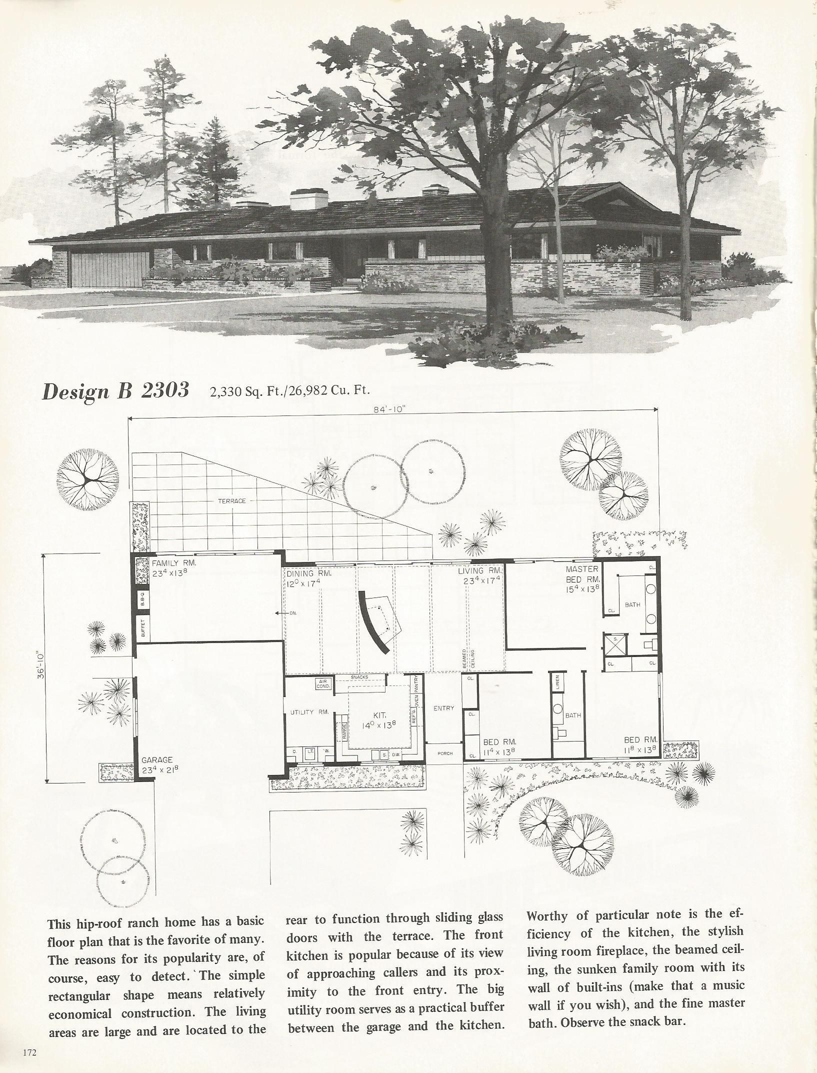Cost to Build Mid Century Modern Home Unique Vintage House Plans Refreshing Mid Century Contemporaries
