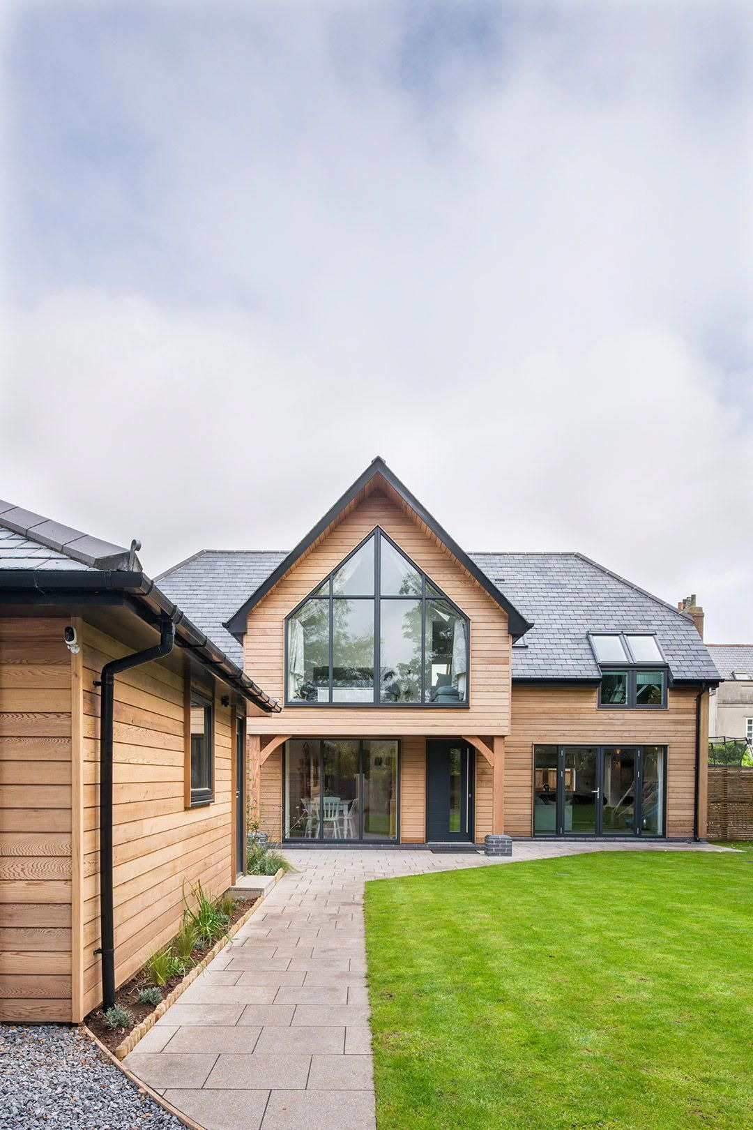 Cost to Build Modern Home Fresh Bud Build This House Was Built for £300k with Potton