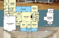 Country House Plans With Porches Elegant Plan Hz Bud Friendly Modern Farmhouse Plan With