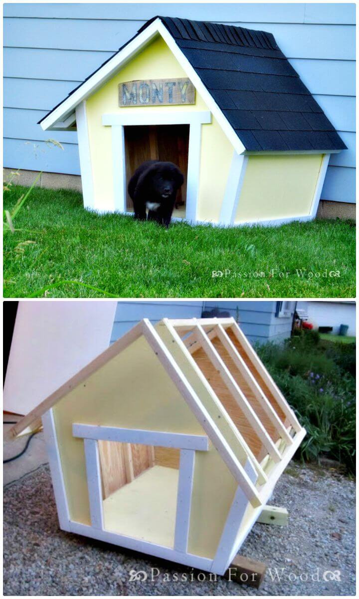 Dog House with Porch Plans Inspirational 45 Easy Diy Dog House Plans & Ideas You Should Build This