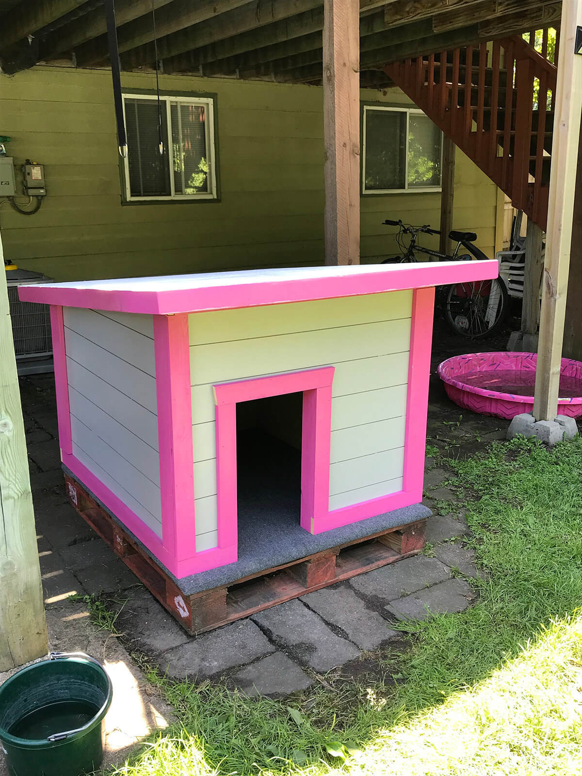 Double Dog House Plans Elegant 18 Cool Outdoor Dog House Design Ideas Your Pet Will Adore