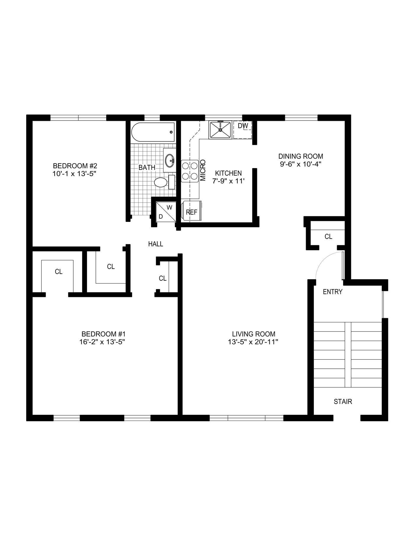 Easy to Build House Plans Elegant Simple Floor Plan Design Step Plans with Dimensions Draw