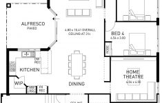 Floor Plan For A House Fresh Island Hampton Single Storey Floor Plan Wa