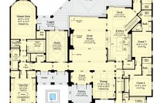 Floor Plan For A House Luxury Stillwater Modern House Plan Sater Design Collection