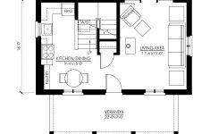Floor Plans For Small Houses Inspirational Quebec 686