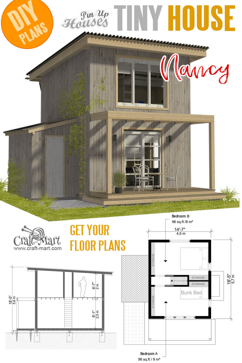 House Plans and Cost Elegant 16 Cutest Small and Tiny Home Plans with Cost to Build