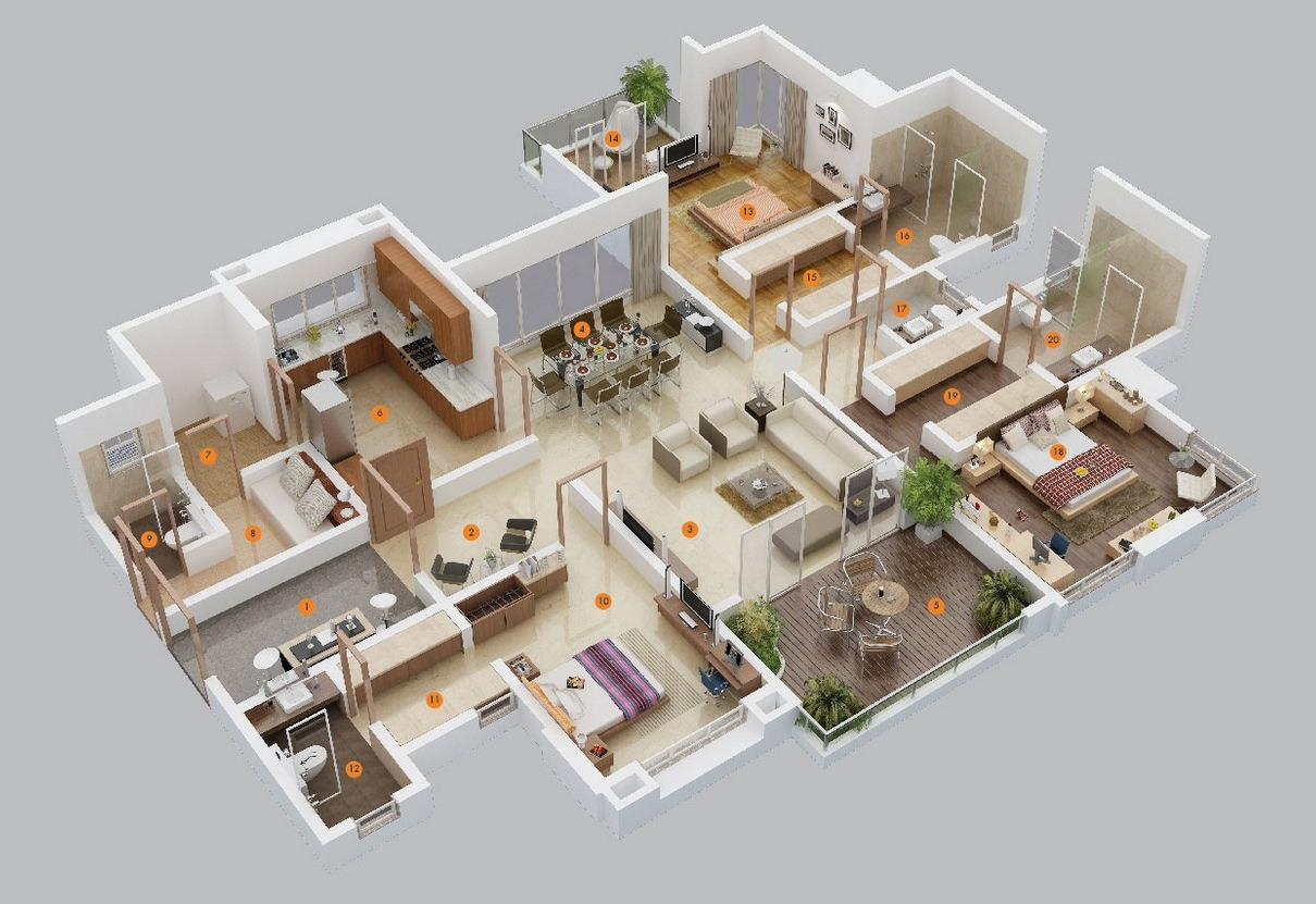 House Plans and Designs Awesome Free Modern Home Plans and Designs Kumpalo