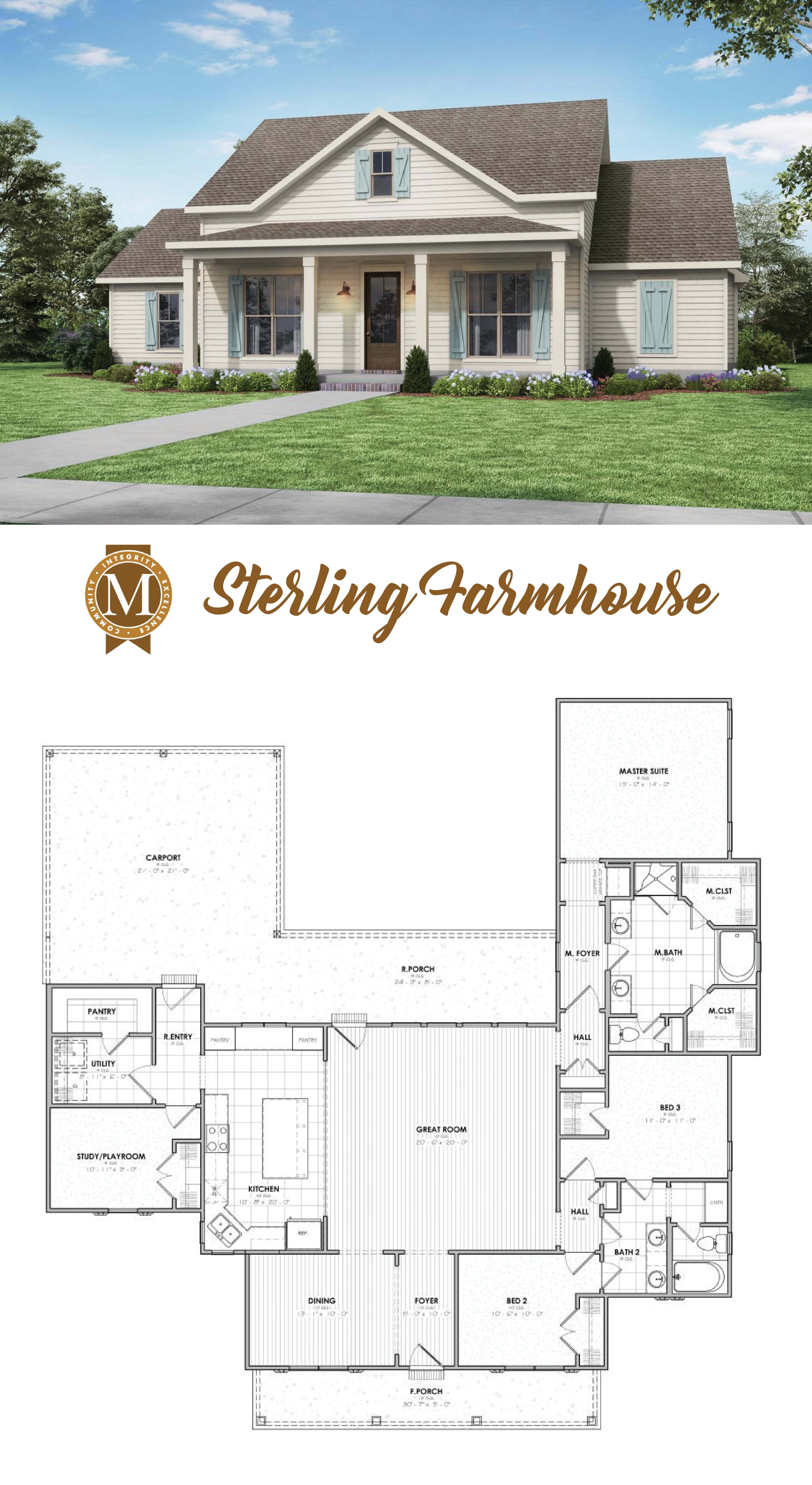 House Plans Baton Rouge Inspirational Living Sq Ft 2206 Bedrooms 3 or 4 Baths 2 Lafayette Lake