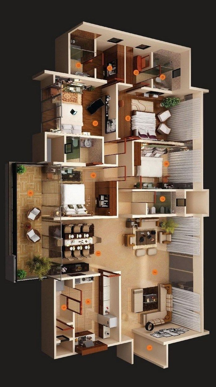 House Plans Free Download New 55 Modern House Plan Designs Free Download with Images