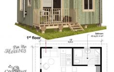 House Plans With Cost To Build Inspirational 16 Cutest Small And Tiny Home Plans With Cost To B