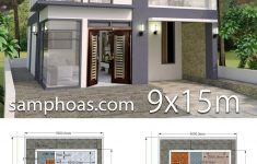 House Plans With Interior Pictures Unique Plan 3d Interior Design Home Plan 7x10m Full Plan 3beds