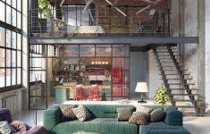 House Plans With Lofts Lovely Join The Industrial Loft Revolution