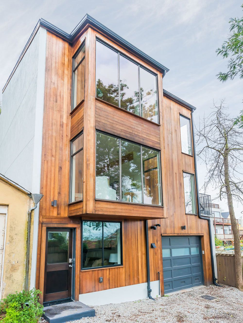 House Plans with Lots Of Windows Fresh A Modern Home In the Backyard Of Another Home In San