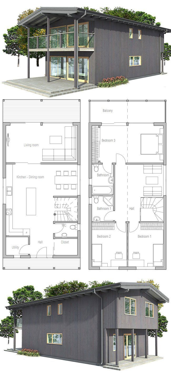 House Plans with Lots Of Windows Unique Small House Plan Big Windows Abundance Of Natural Light