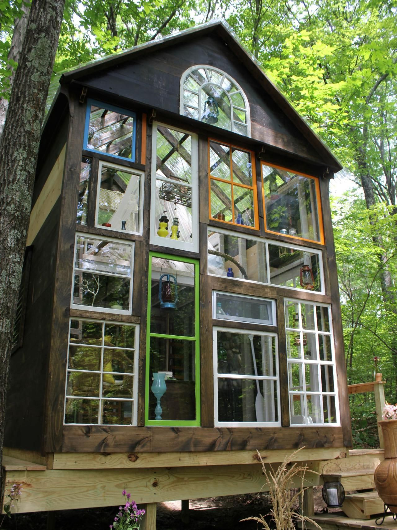 House with Lots Of Windows Best Of Tiny House with Lots Of Windows Hgtv