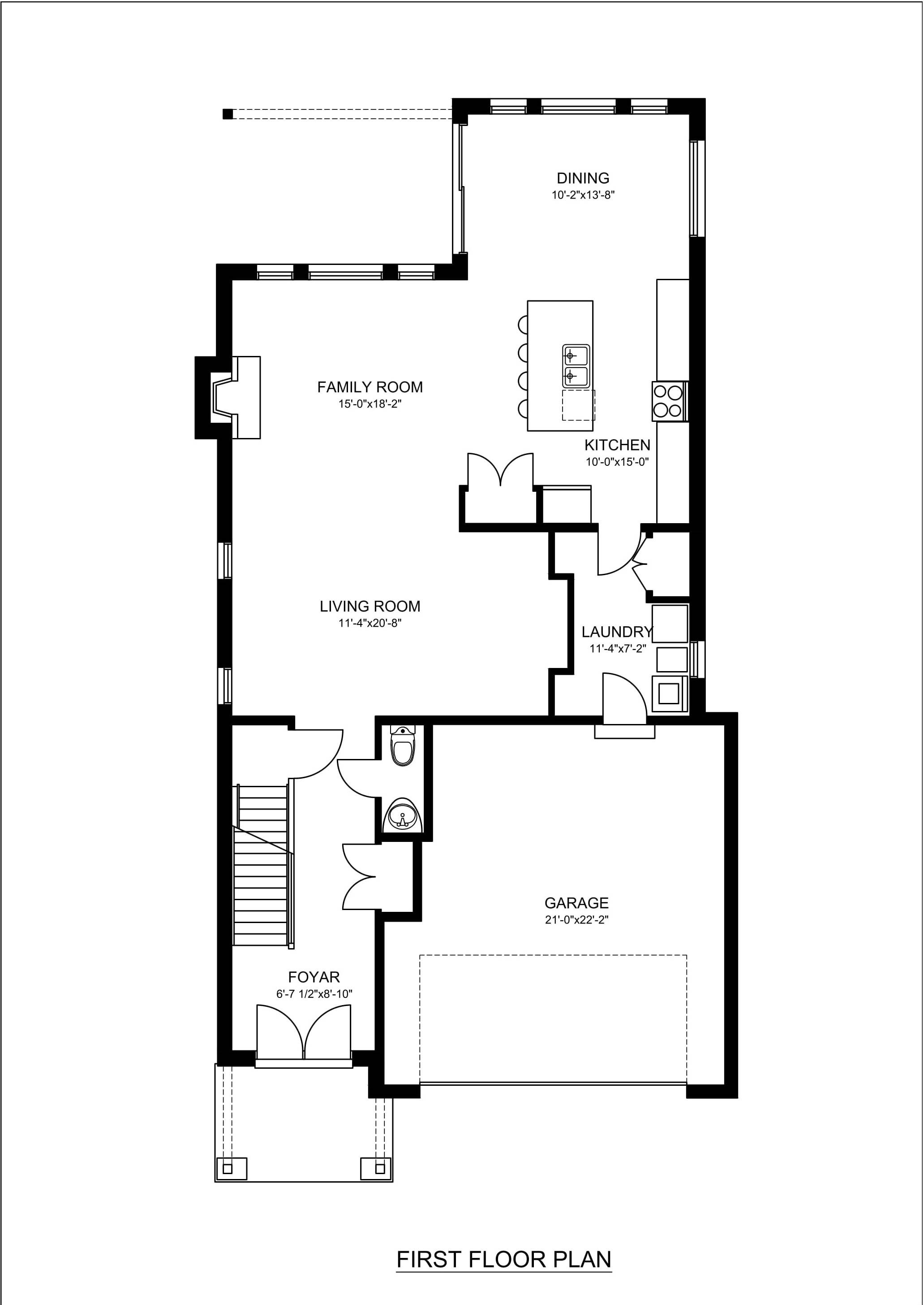 How to Design A House Plan Beautiful 2d Floor Plan – Design Rendering – Samples Examples