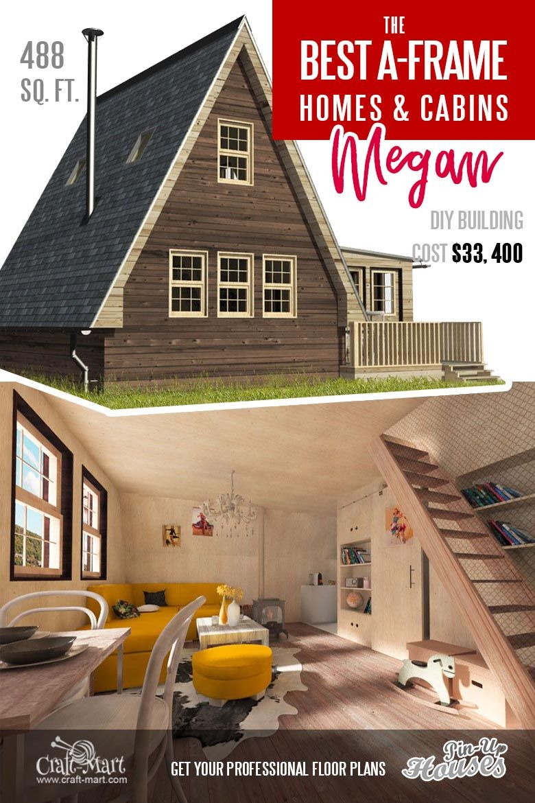 Inexpensive Homes to Build Inspirational 9 Affordable Plans for A Frame House that You Can Easily