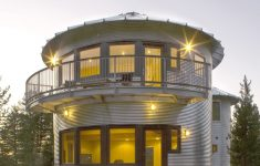 Inexpensive Homes To Build Unique Build An Inexpensive Home Using Grain Silos