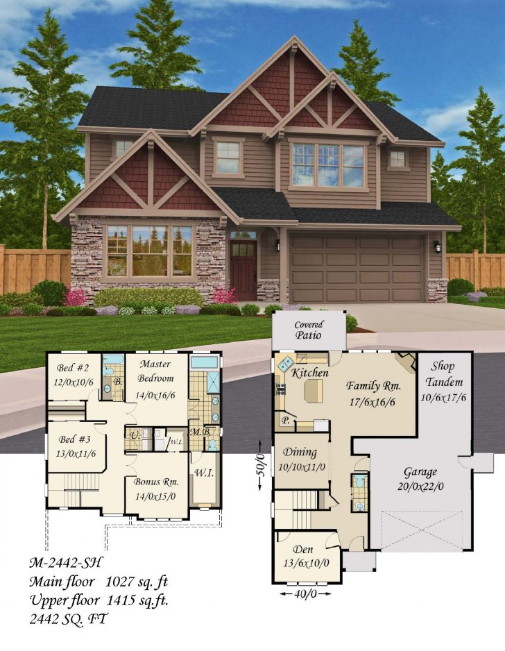 Lodge Style House Plans 2020