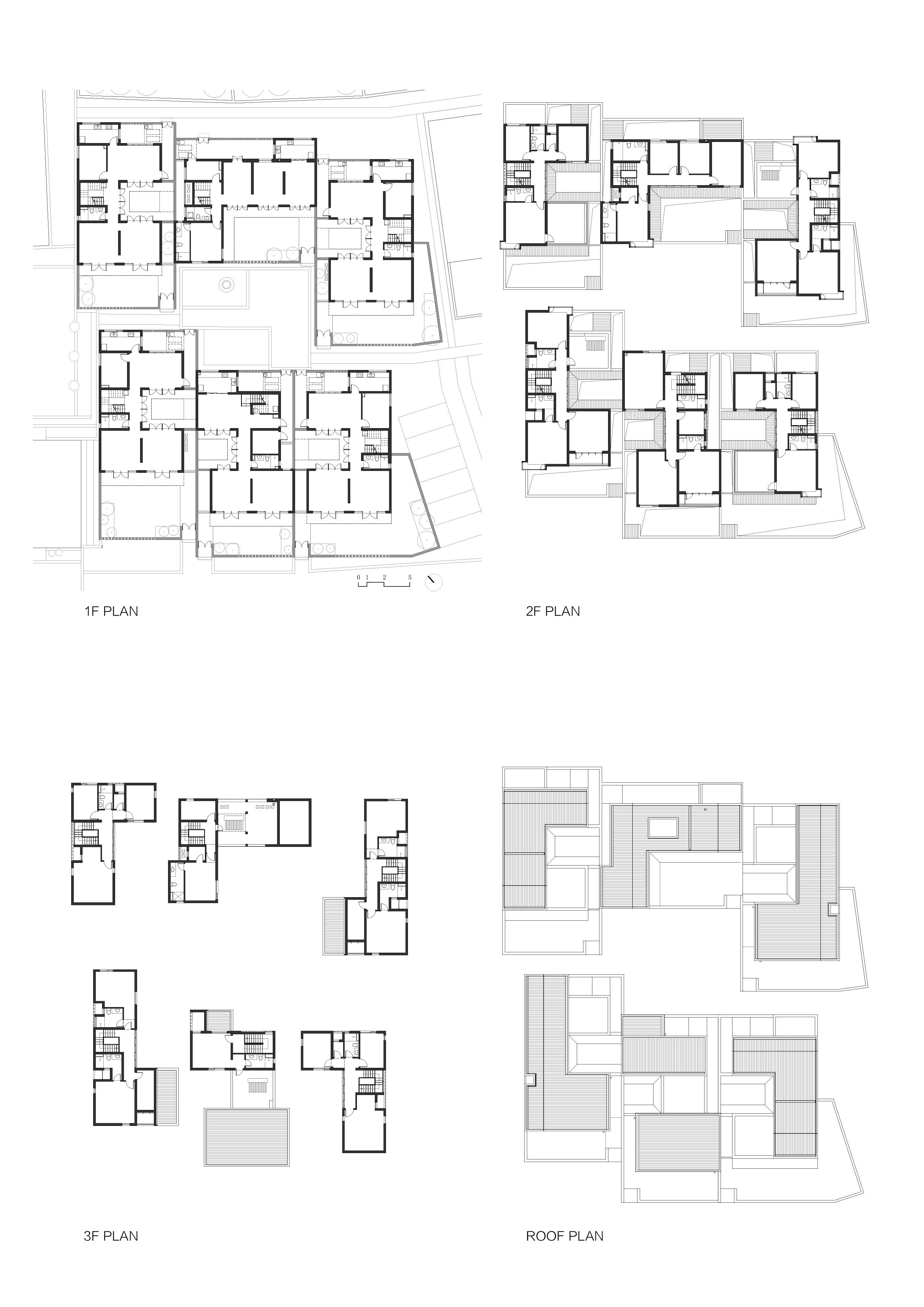 Low Cost House Plans Unique Gad Line Studio Creates Low Cost Housing In Rural Chinese