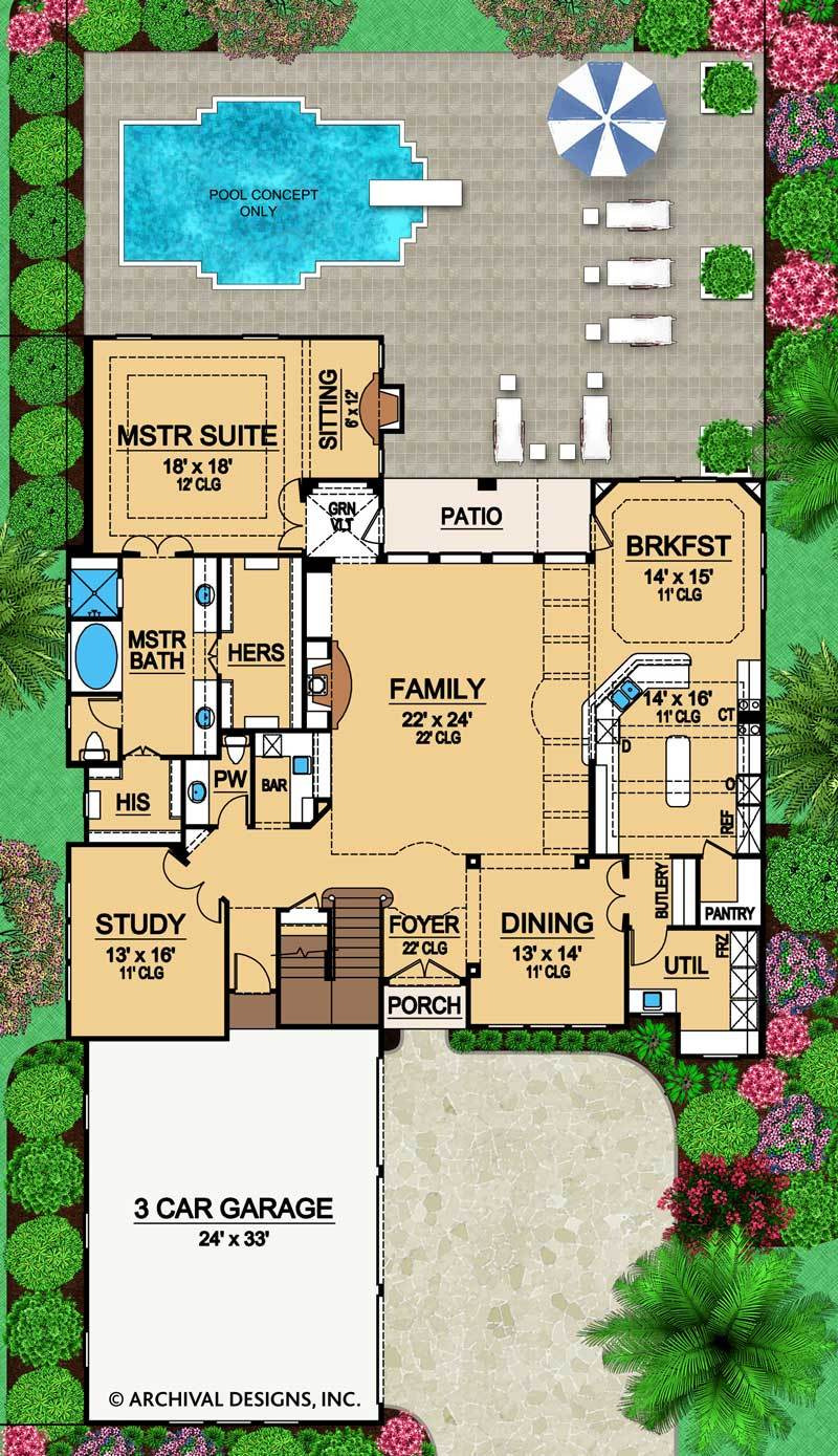 Luxury House Plans with Photos Lovely Duke House Plan