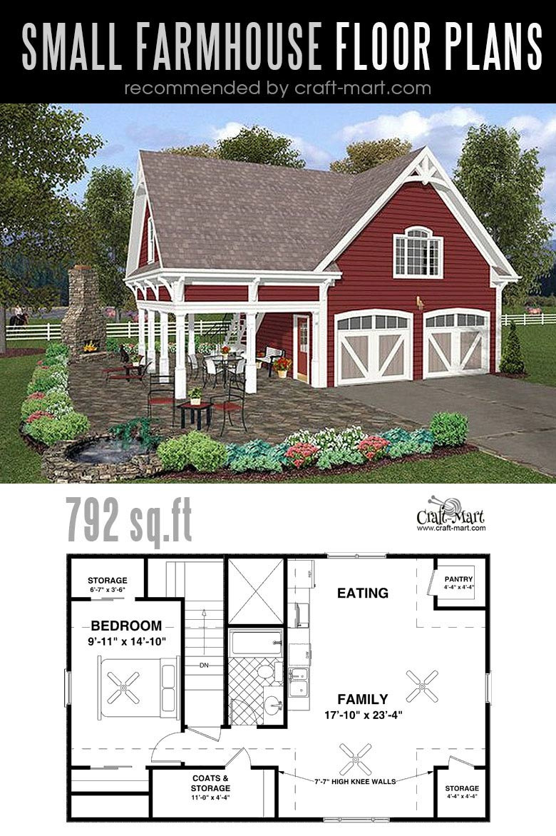 90 small farmhouse plans 3