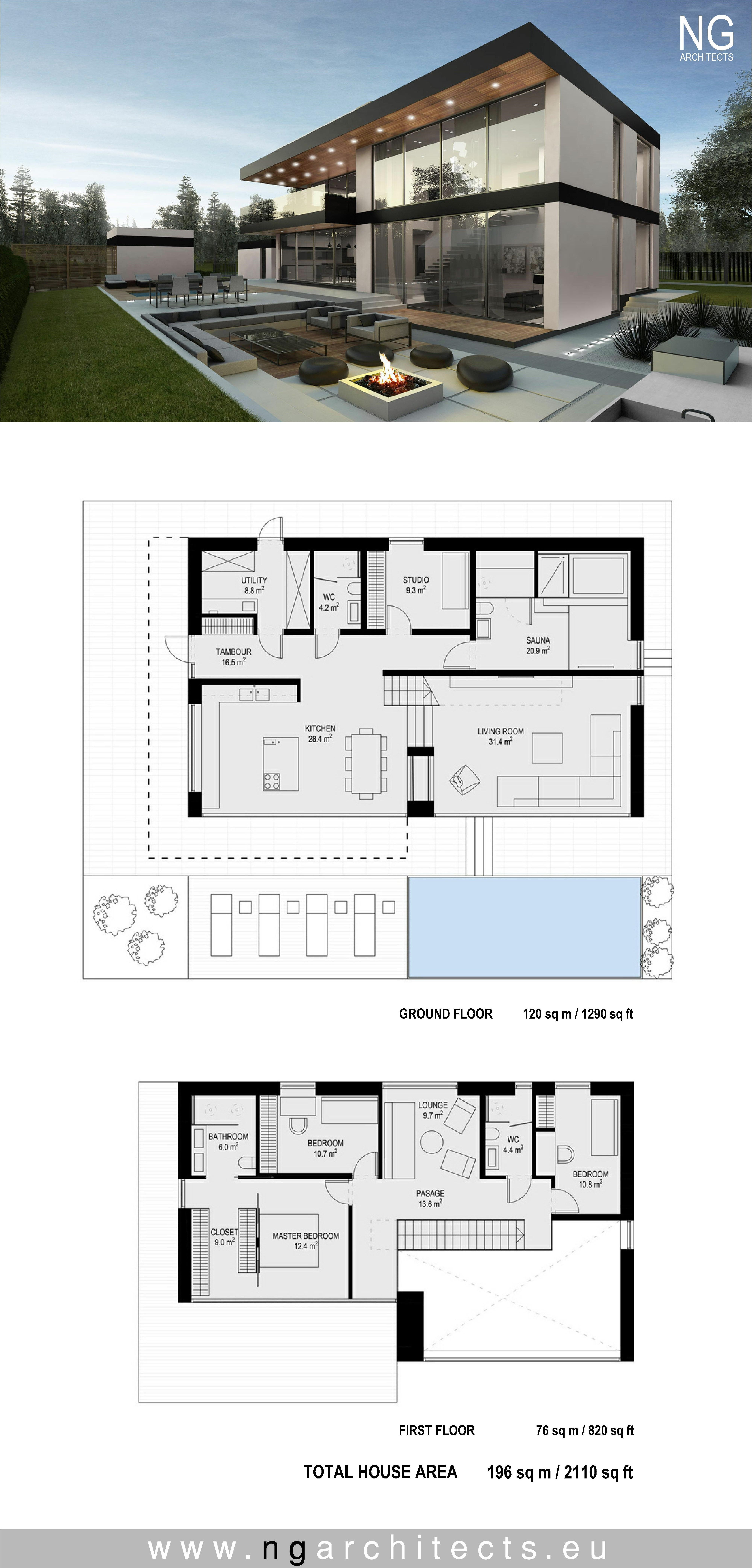 Modern House Plans with Pictures Best Of Pin On Modern House Plans