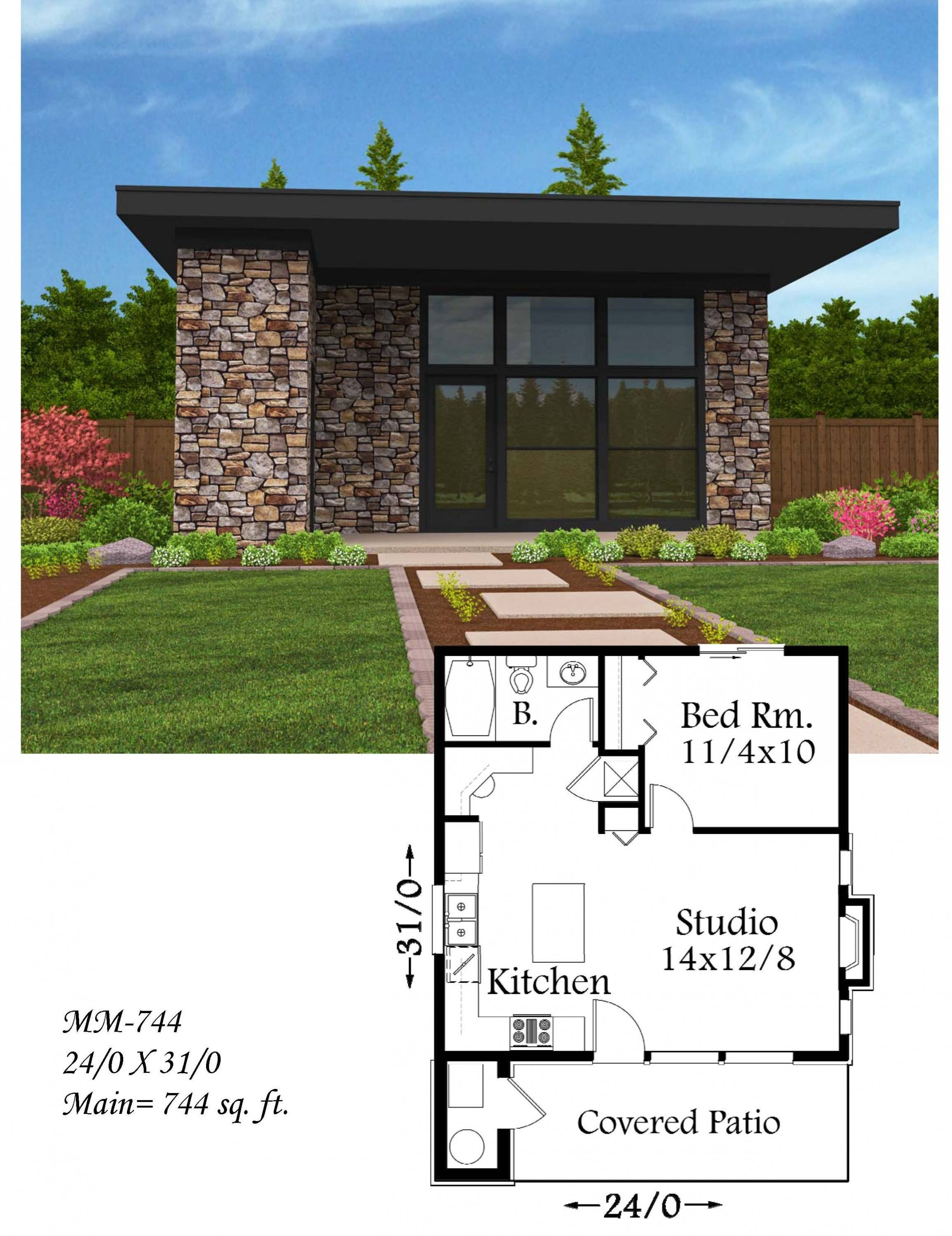 Modern Small House Plans with Photos Unique Lombard Studio
