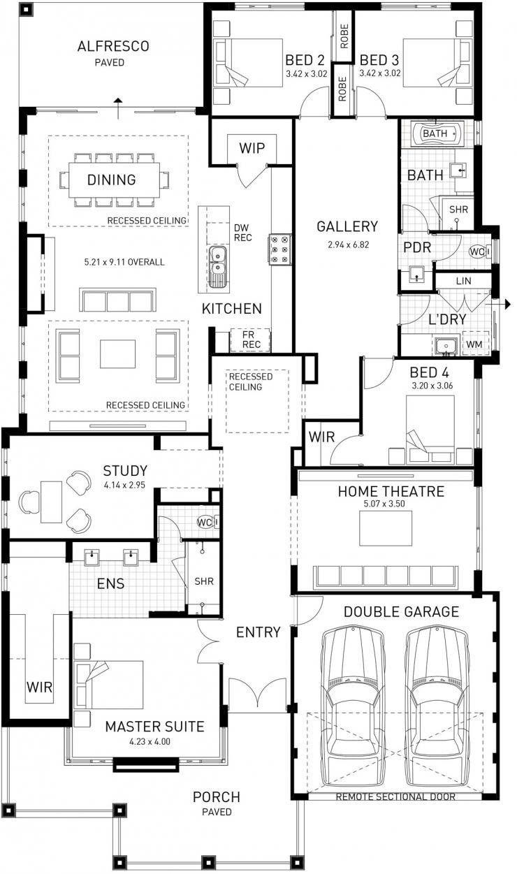 New House Plans 2017 Inspirational 50 5 Bedroom House Floor Plans 2017 In 2020