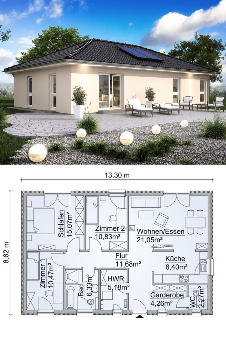 One Story Modern House Plans Beautiful Bungalow E Story Modern Contemporary European Styles