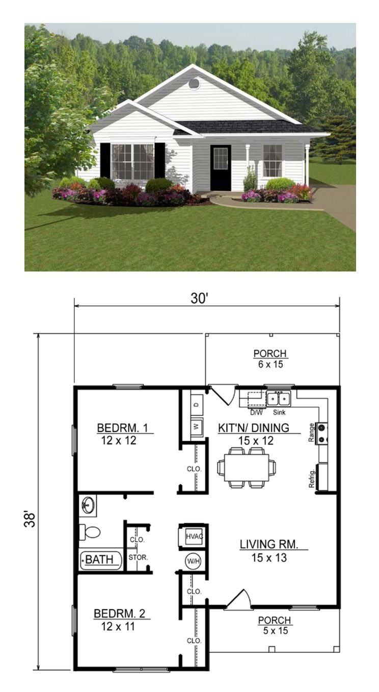 Open Concept Floor Plans for Small Homes Unique 7 Tiny House Floor Plans with No Stairs