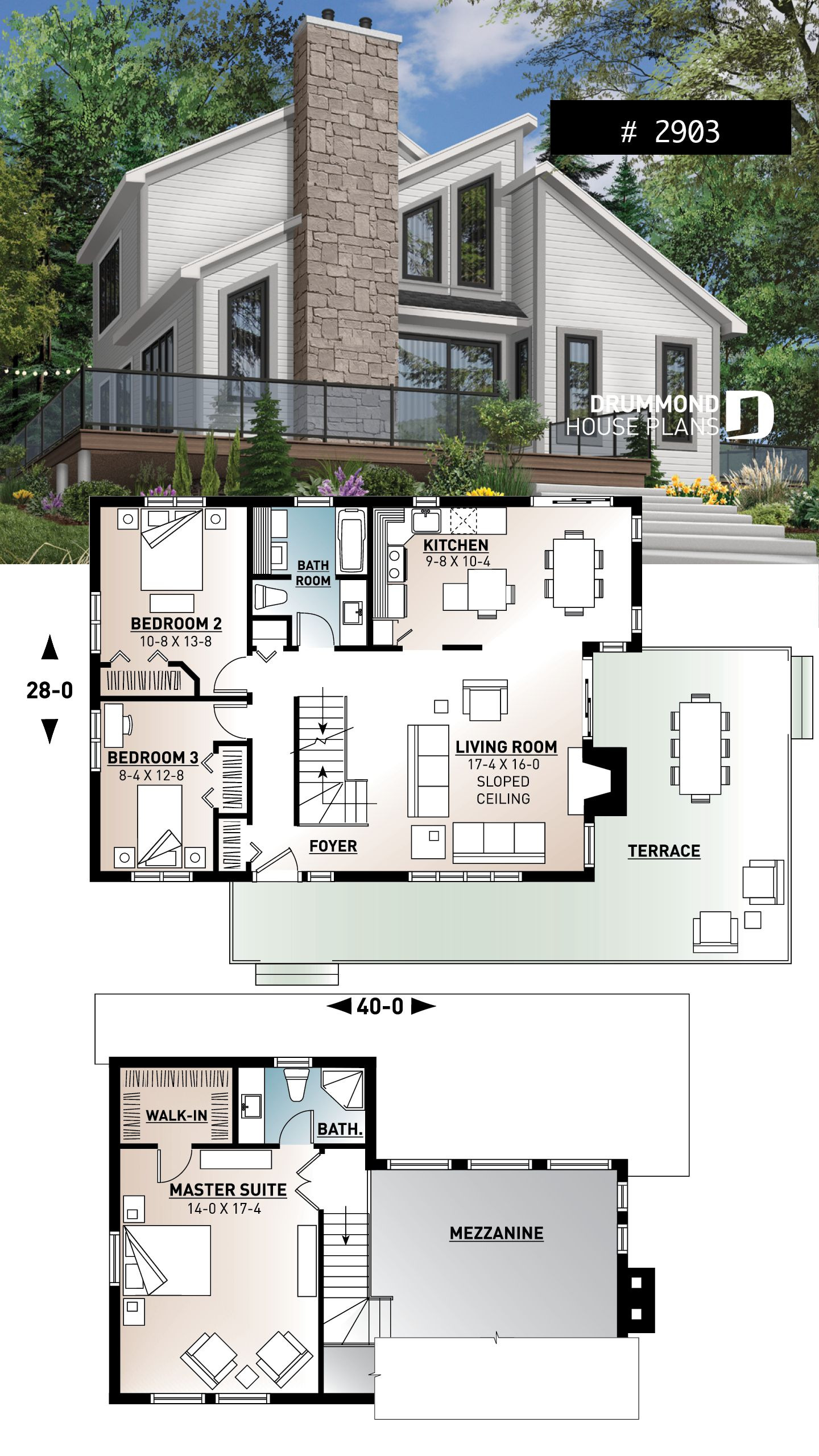 Open Concept House Plans Luxury House Plan the Whitespire No 2903