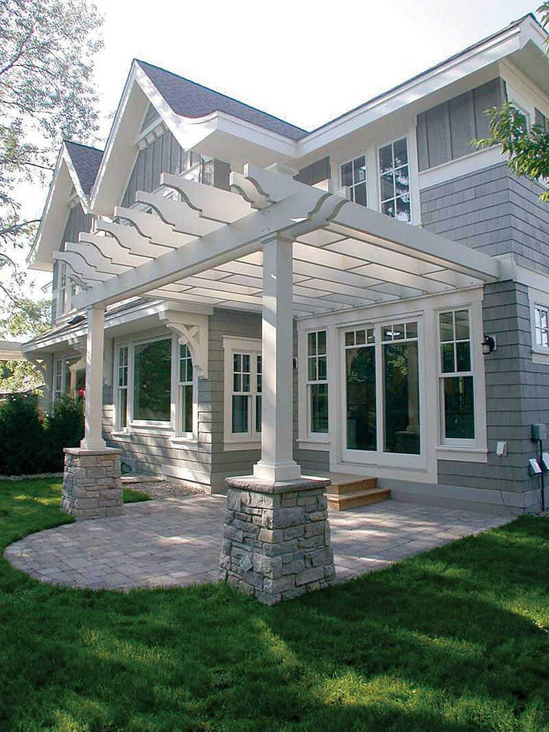 02 pergola ideas homebnc