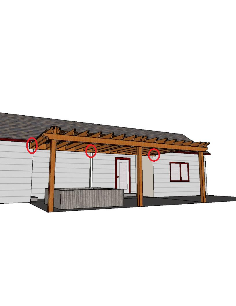 Pergola Plans attached to House Fresh Pergola Design attached Free Standing Building