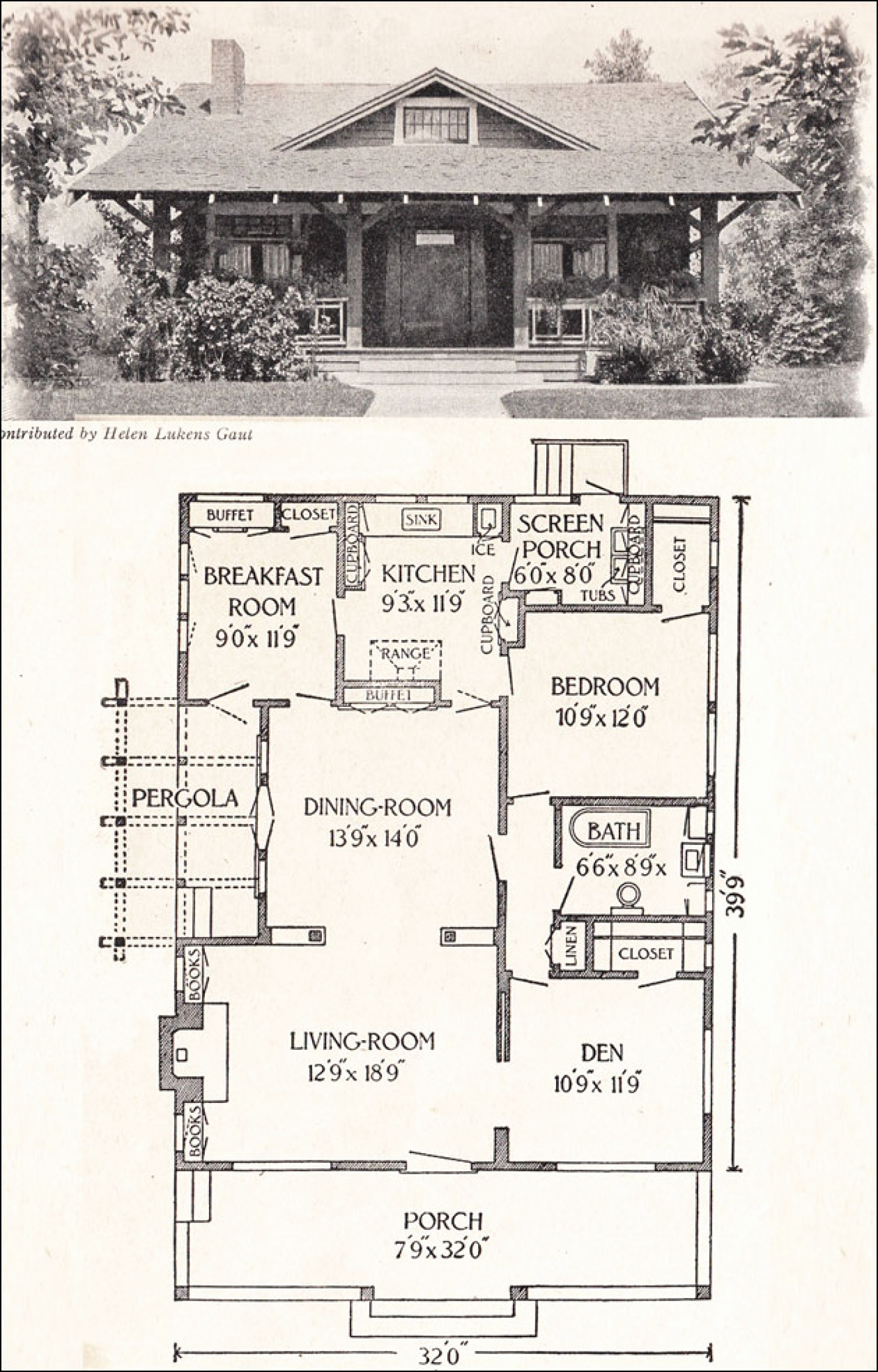 Pier and Beam House Plans New Home Construction Drawing at Getdrawings