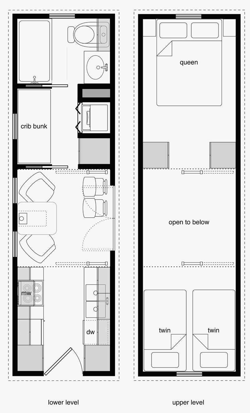 Plans for Tiny Houses New 53 Awesome Tiny Home Floor Plans for Families Image