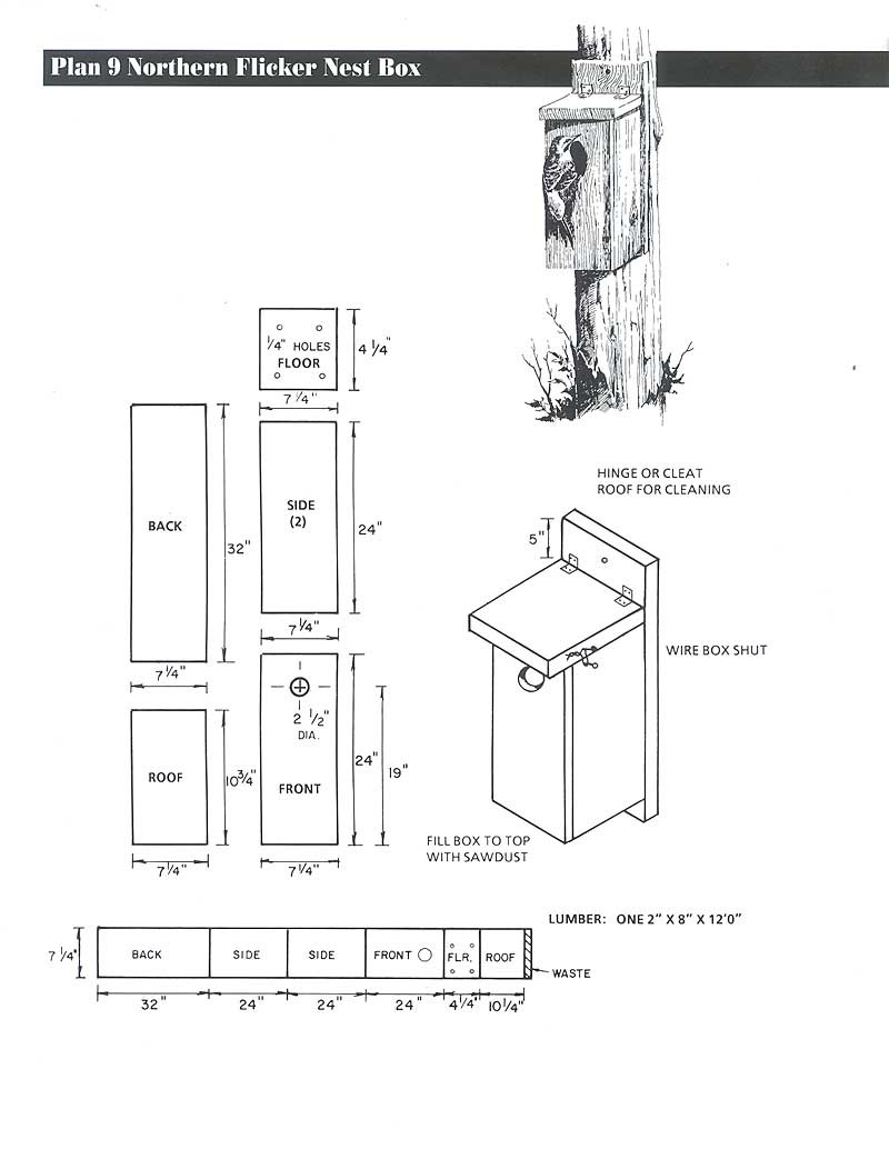 Purple Martin Bird House Plans Awesome Wildlife Home Plans