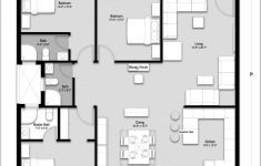Simple 3 Bedroom House Plans Awesome A Simple 3 Bedroom House Design With Stilt Parking On 42′ 0