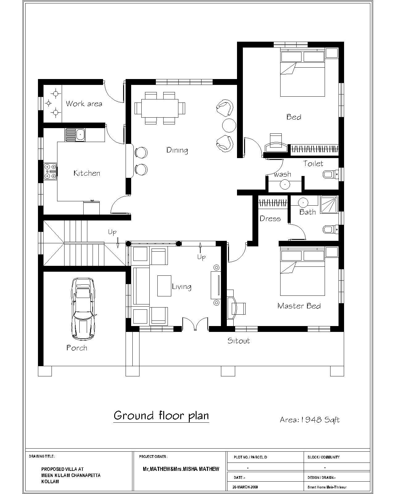 Simple Four Bedroom House Plans Beautiful 4 Bedroom Home Designs