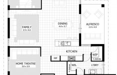 Simple Four Bedroom House Plans Lovely 15 Metre Wide Home Designs Con Imágenes