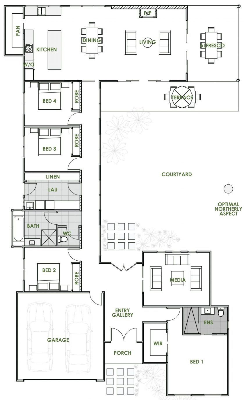Simple Open Floor Plans Unique 10 Simple Bedroom Designs for Small Space