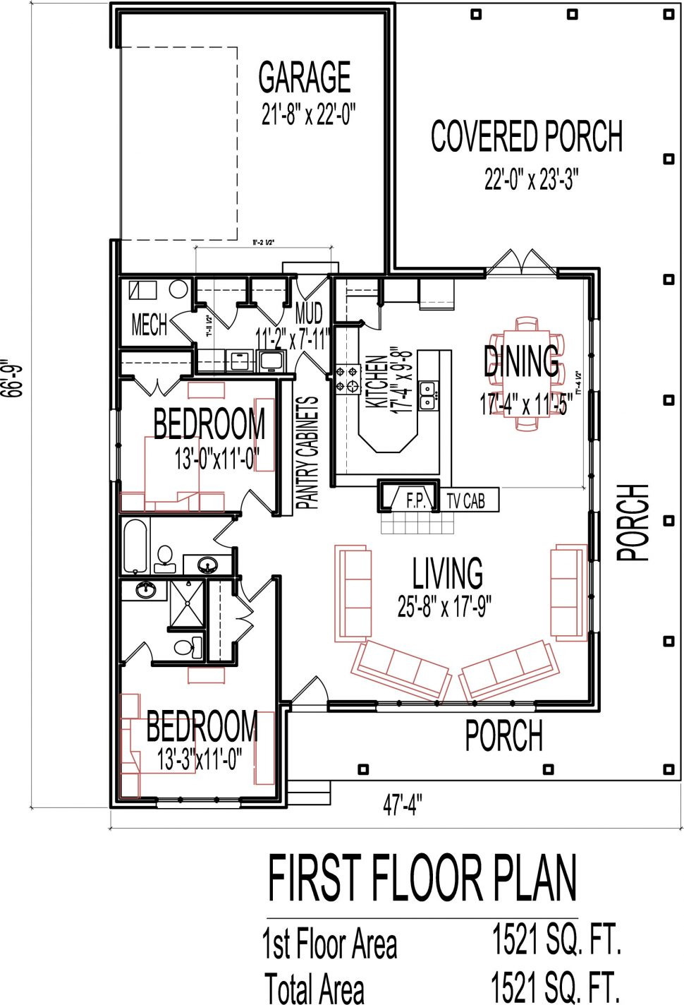 Single Story House Plans Best Of Architectures Stone Cottage House Floor Plans 2 Bedroom