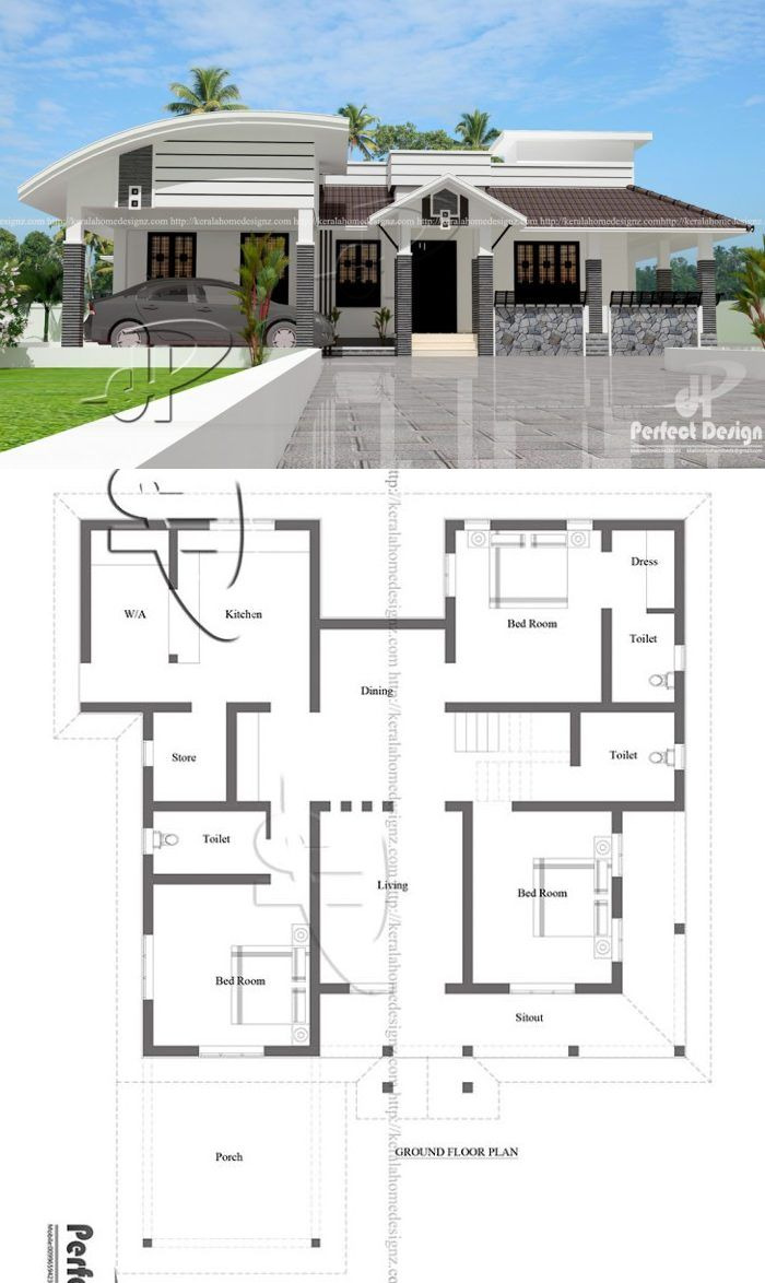 Single Story Modern House Plans Unique Live Your Dreams Of Luxury In This Majesic Looking House