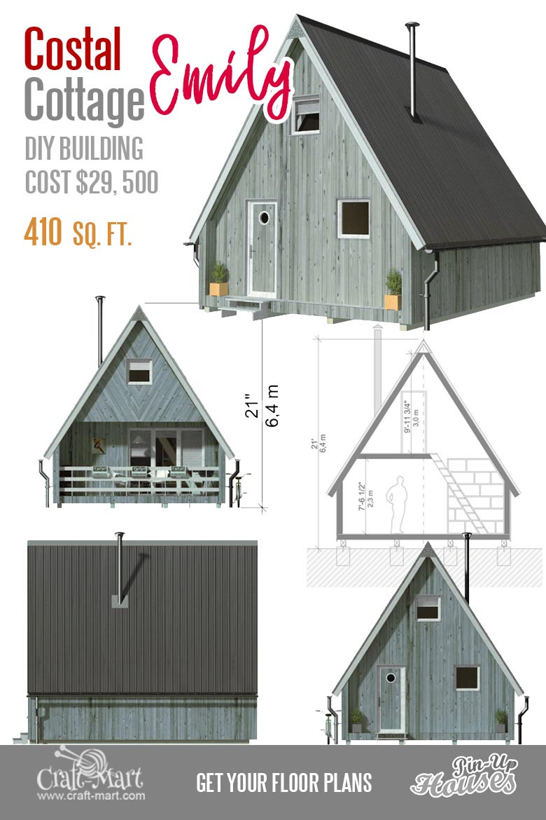 Small A Frame House Plans Best Of Cute Small Cabin Plans A Frame Tiny House Plans Cottages