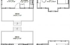 Small Guest House Plans Inspirational 20x16 Tiny Houses Pdf Floor Plans 584 Sq от
